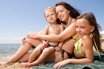 Отдых с детьми на море: как не разочароваться